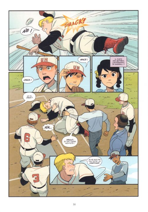 Superman écrase le Klan, comics chez Urban Comics de Luen yang, Gurihiru
