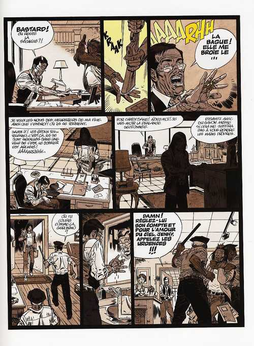Berceuse assassine T3 : La mémoire de Dillon (0), bd chez Dargaud de Tome, Meyer