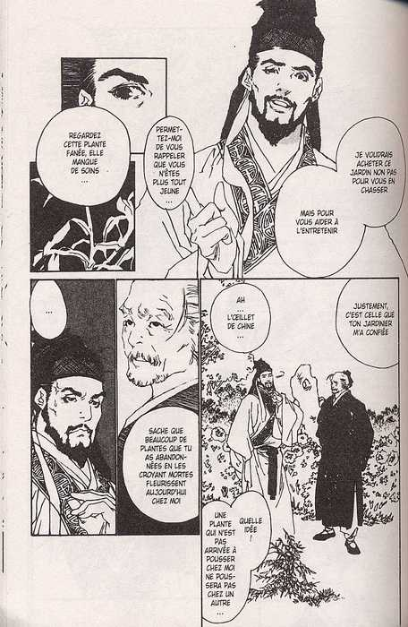 Un destin clément, manga chez Delcourt de Sumeragi
