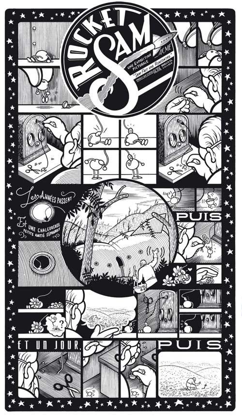 ACME, comics chez Delcourt de Ware