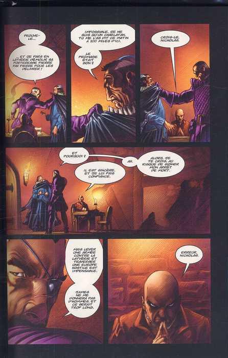 Marvel 1602 T1, comics chez Panini Comics de Gaiman, Isanove, Kubert