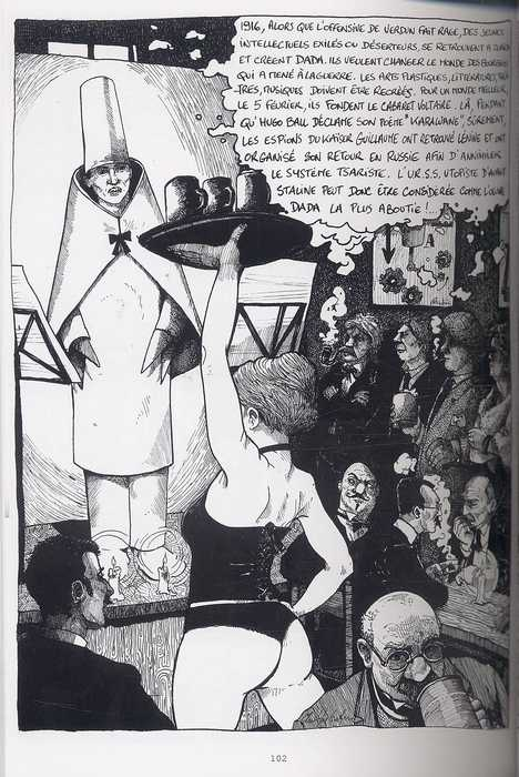 Contre histoire de l'art, bd chez ¡ éditions ! de Girard