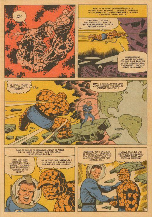 Fantastic Four Grand Design, comics chez Panini Comics de Scioli, Piskor