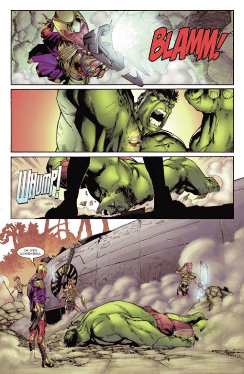 Hulk  : Planète Hulk (0), comics chez Panini Comics de Pack, Miyazawa, Lopresti, Niño, Frank, Rogers, Oeming, Pagulayan, Martin, Strain, Sotomayor, SotoColor, Kindzierski, Ladrönn