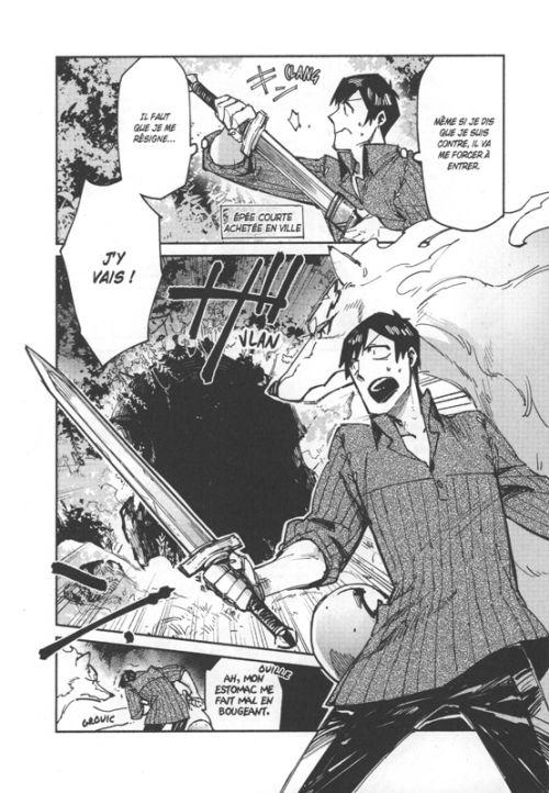 Hero skill : achats en ligne T3, manga chez Delcourt Tonkam de Eguchi, Akagishi