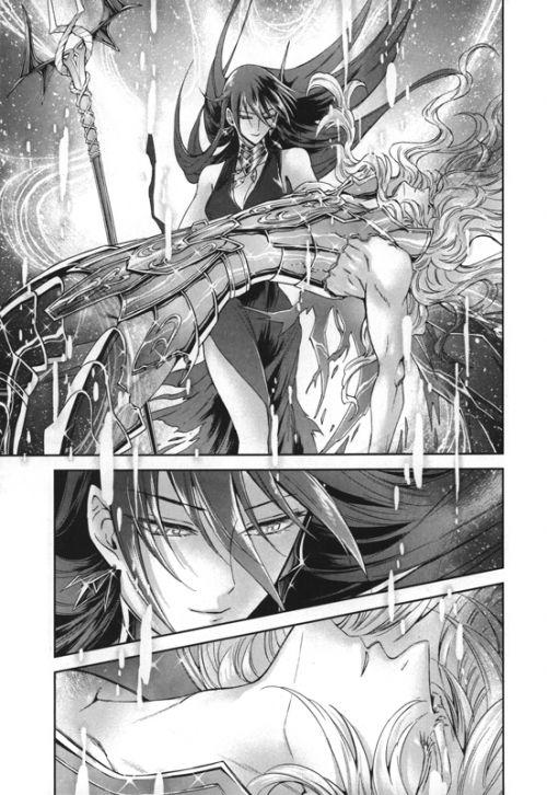 Saint Seiya Saintia Shô T12, manga chez Kurokawa de Kuori, Kurumada