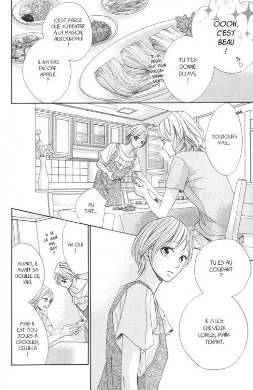 Men's life T1, manga chez Pika de Watanabe