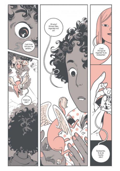 Tout ce qui reste de nous, comics chez Dargaud de Valero-O'Connell