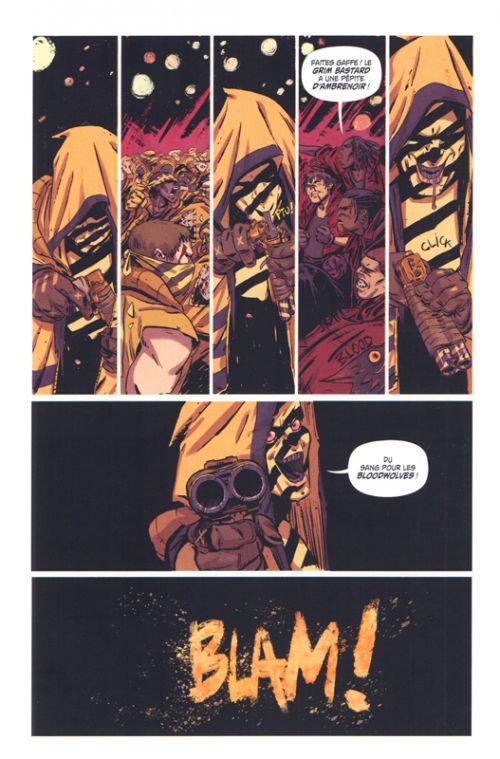 Giants : Brotherhood (0), comics chez Urban Comics de Valderrama, Valderrama