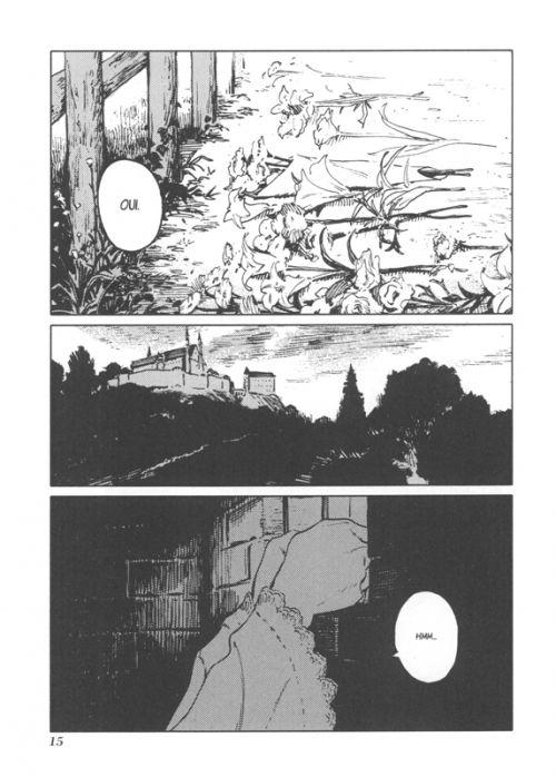 L'enfant et le maudit  T9, manga chez Komikku éditions de Nagabe