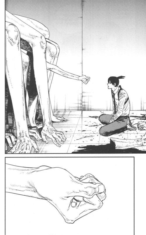 Chainsaw man T5, manga chez Kazé manga de Fujimoto