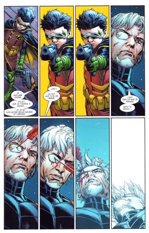 Deathstroke Rebirth T6 : Arkham (0), comics chez Urban Comics de Priest, Glass, Pagulayan, Davila, Benes, Pasarin, Chang, Maiolo, Cox, Strachan