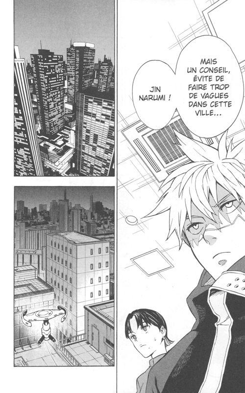 Tokyo shinobi squad T2, manga chez Kazé manga de Tanaka, Matsuura