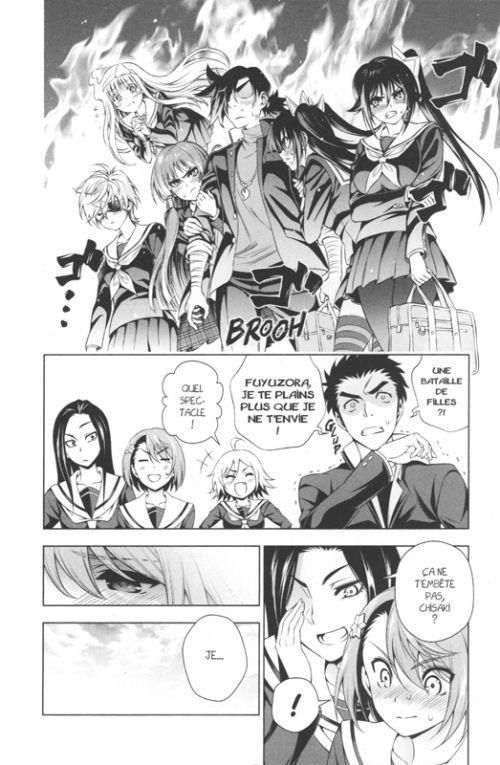 Yûna de la pension Yuragi T17, manga chez Pika de Miura
