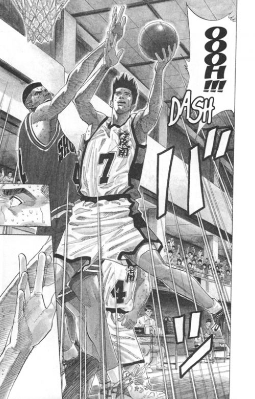 Slam Dunk – Star edition, T13, manga chez Kana de Inoue