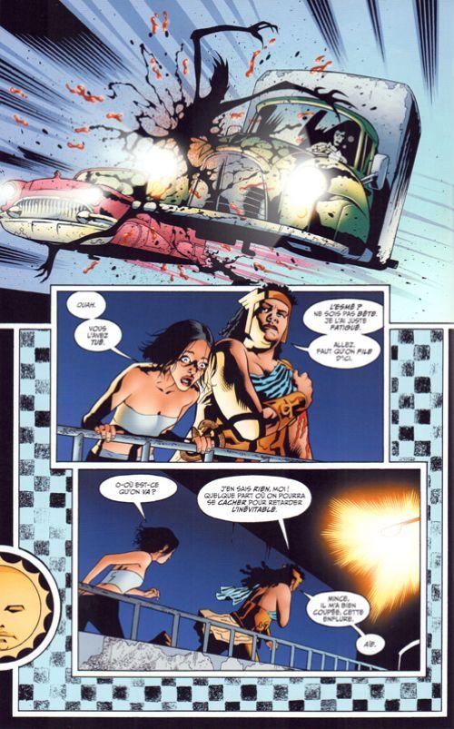 Promethea T1, comics chez Urban Comics de Moore, Vess, Williams III, Bell, Sinclair, Cox, Digital Chameleon, Wildstorm fx