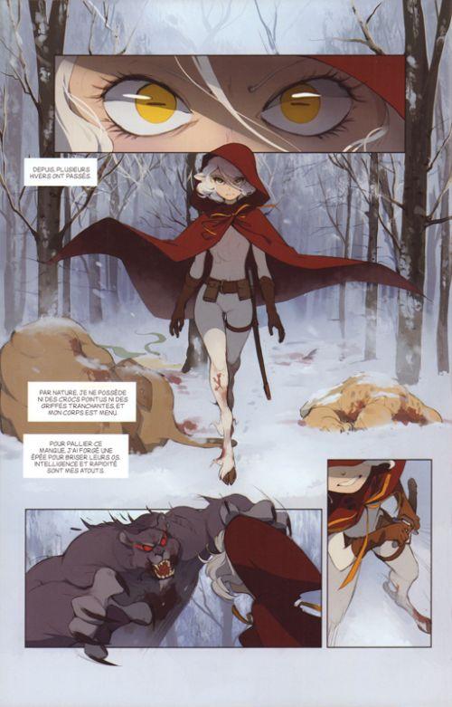 Bianca  : Little Lost Lamb  (0), comics chez Shockdom de Margiotta, Perrone