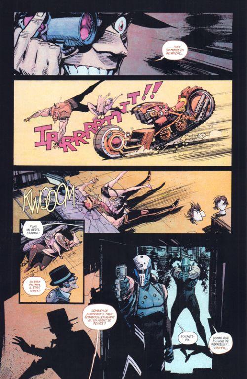 Tokyo Ghost , comics chez Urban Comics de Remender, Murphy, Hollingsworth