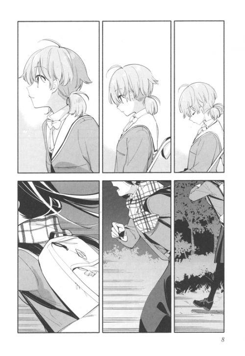 Bloom into you T8, manga chez Kana de Nakatani