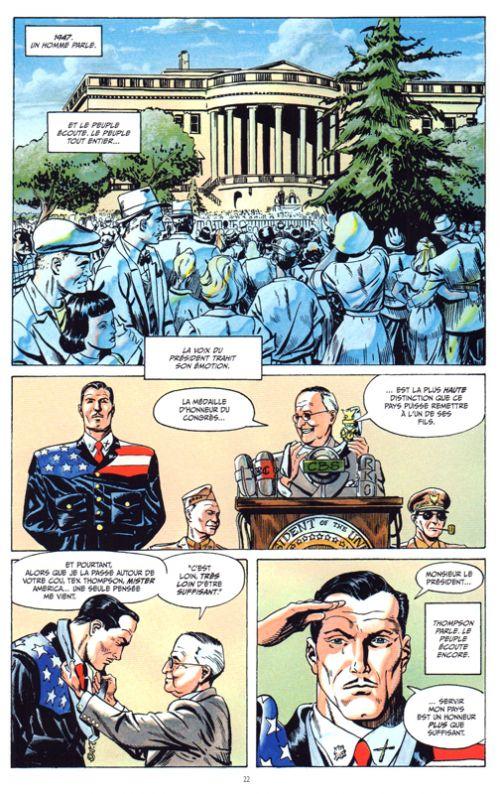 The Golden Age , comics chez Urban Comics de Levitz, Robinson, Layton, Staton, Smith, Ory, Tollin