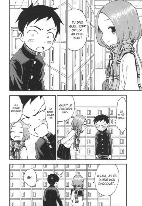Quand Takagi me taquine T8, manga chez Nobi Nobi! de Yamamoto