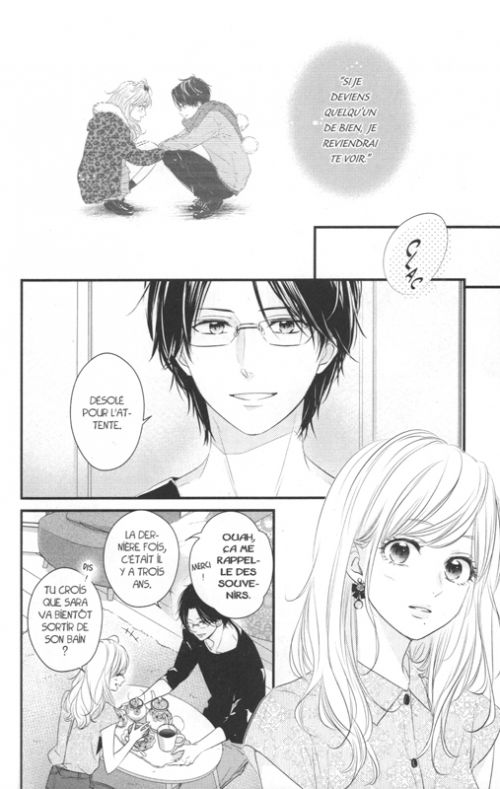 Waiting for spring T14, manga chez Pika de Anashin