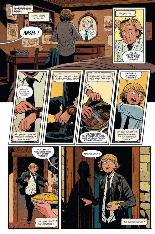 Folklords, comics chez Delcourt de Kindt, Smith, O'Halloran