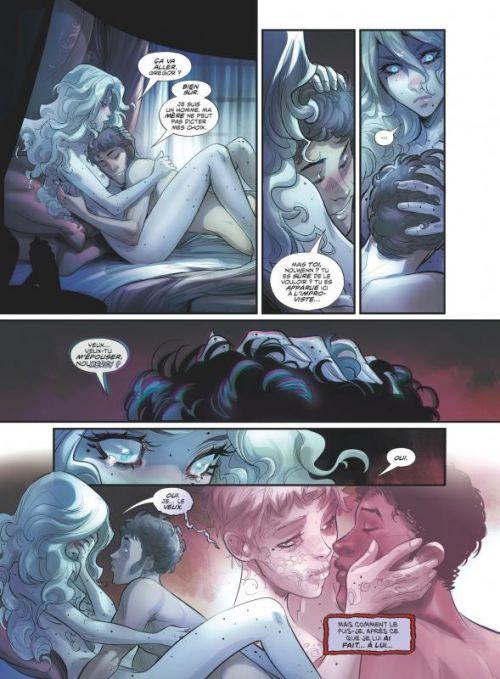 Mercy T3, comics chez Glénat de Andolfo