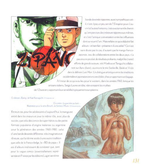 Culture manga : Introduction à la BD japonaise (0), manga chez Nouveau Monde de Tillon
