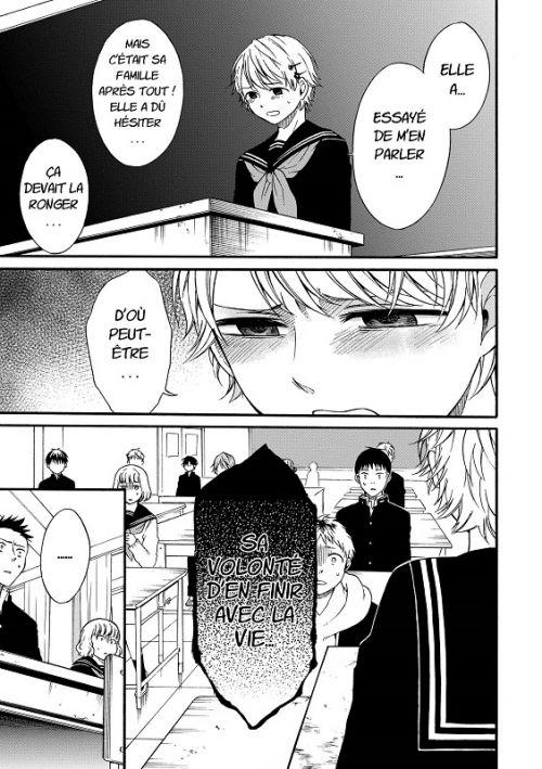 Many reasons why T1, manga chez Omaké books de Minami