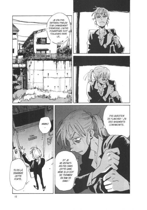 My broken Mariko, manga chez Ki-oon de Hirako