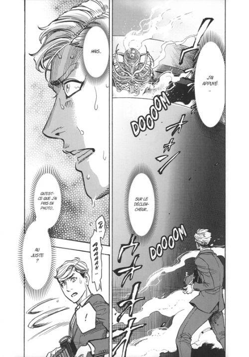 La guerre des mondes T1, manga chez Ki-oon de Wells, Yokoshima