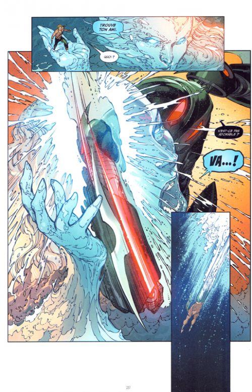 Arthur Curry : Aquaman T2 : Le retour de Black Manta  (0), comics chez Urban Comics de Deconnick, Ayala, Rocha, Bogdanovic, Pansica, Ramos, Cho, Middleton