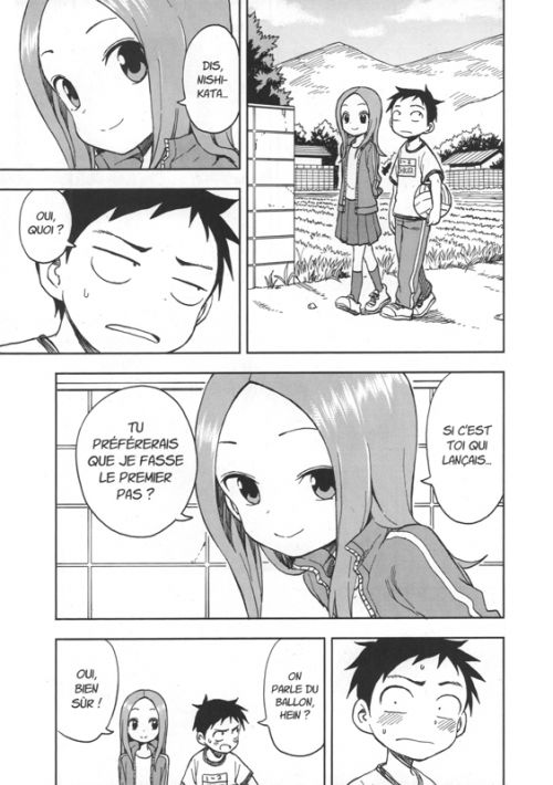 Quand Takagi me taquine T9, manga chez Nobi Nobi! de Yamamoto