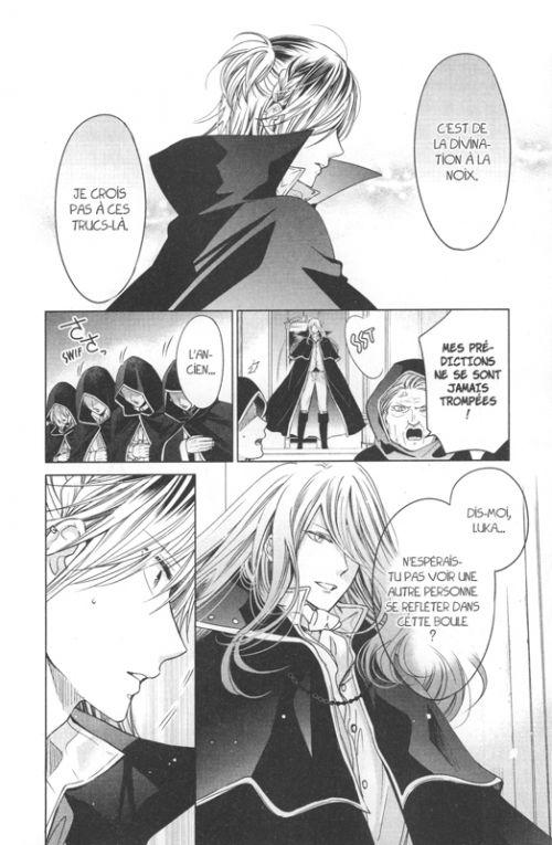 Vampire dormitory T4, manga chez Pika de Toyama