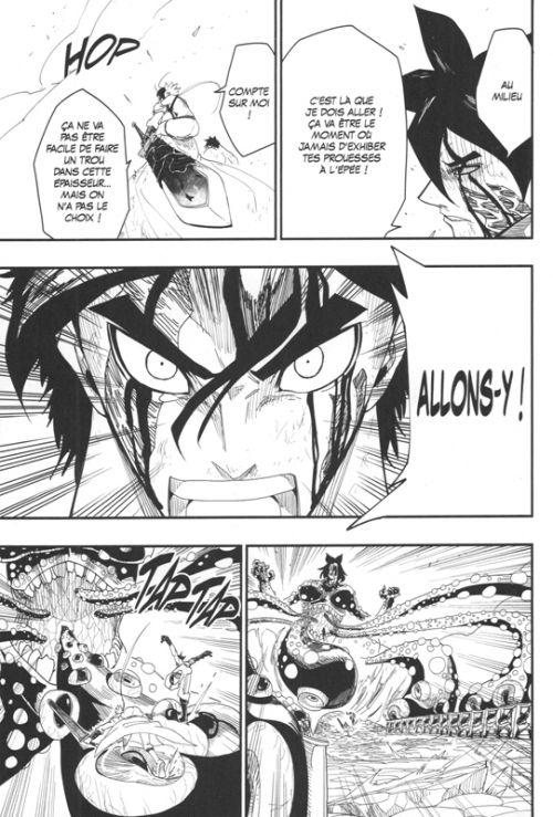 Schwartz Ragnarök  T4, manga chez Kurokawa de Imada