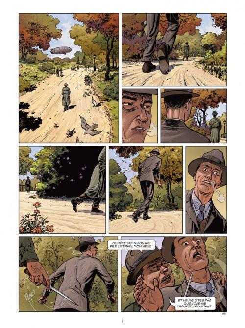 Jour J T44 : Le Grand secret 3/3 (0), bd chez Delcourt de Pécau, Blanchard, Duval, Brada, Fernandez