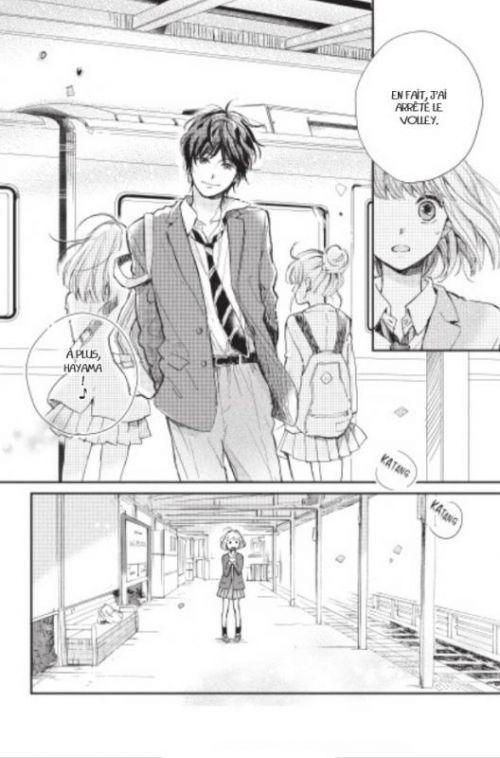 I fell in love after school T1, manga chez Pika de Mitsui