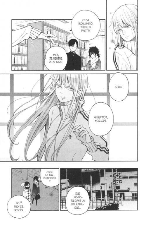 Nos précieuses confidences T5, manga chez Pika de Robico