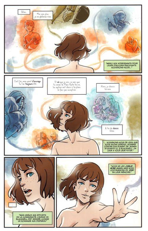Life is strange T1 : L'effet papillon (0), comics chez Urban Comics de Vieceli, Leonardi , Izzo