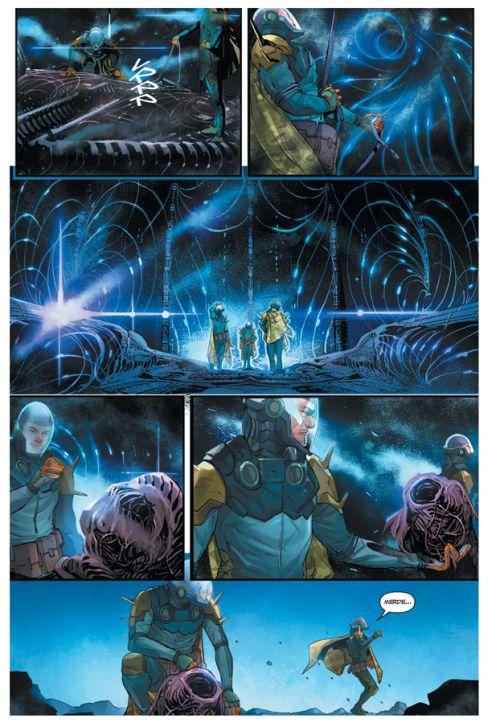 Alien par Dan O'Bannon, le scénario abandonné, comics chez Vestron de O'banon, Seixas, Simonson, Balbi, Stewart, Han