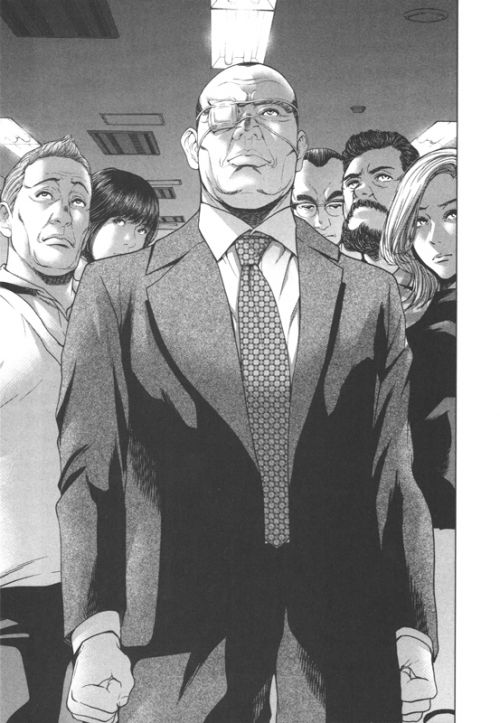 Sacrificial vote T6, manga chez Delcourt Tonkam de Kasai, Edogawa
