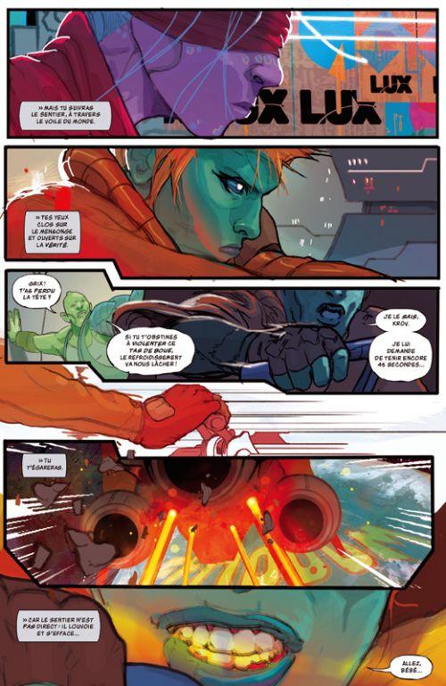 Invisible Kingdom T1 : Le sentier (0), comics chez Hi Comics de Ward, Wilson