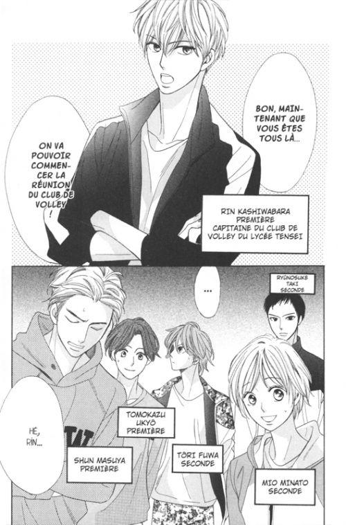 Men's life T2, manga chez Pika de Watanabe