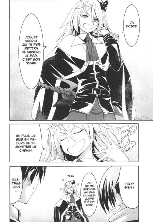 Trinity seven T19, manga chez Panini Comics de Nao, Saitô