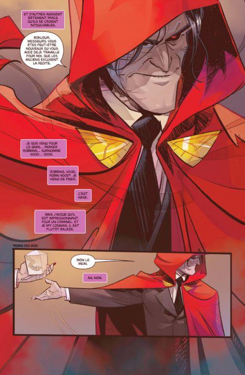 Hawkeye : Chute libre (0), comics chez Panini Comics de Rosenberg, Schmidt, Jacinto