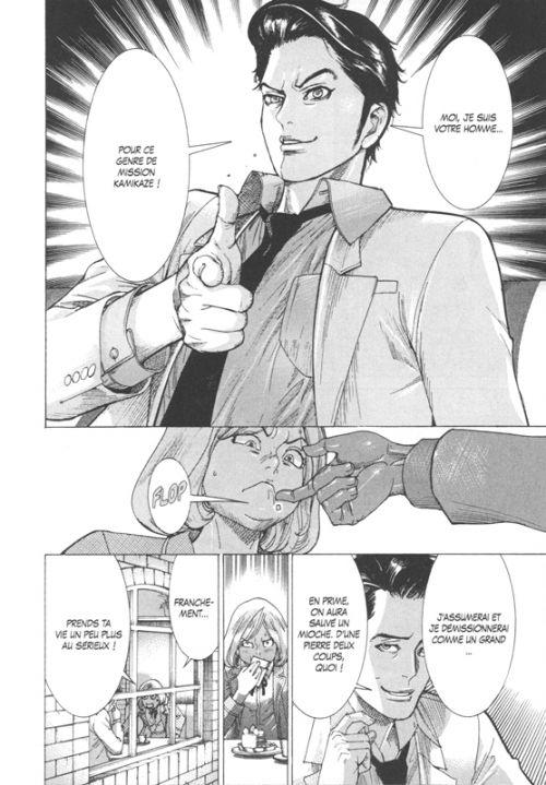 Pour le pire T1, manga chez Glénat de Nogizaka