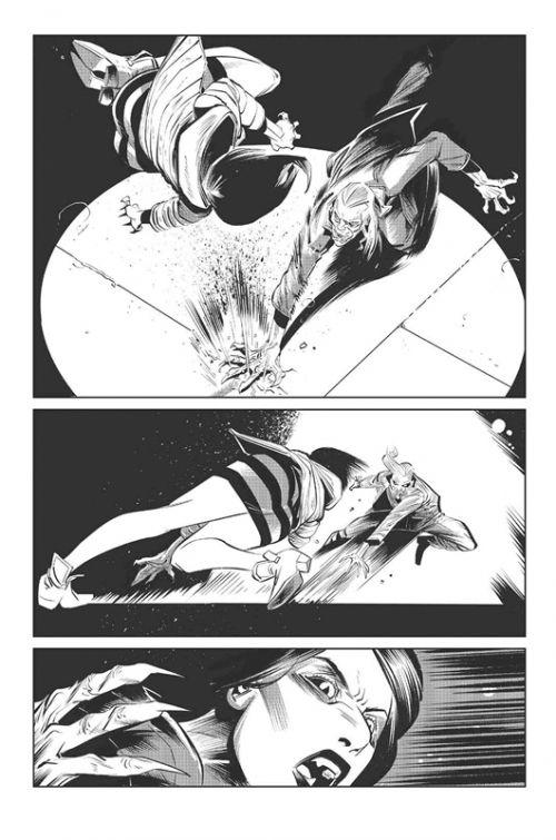 Love Kills, comics chez Soleil de Beyruth