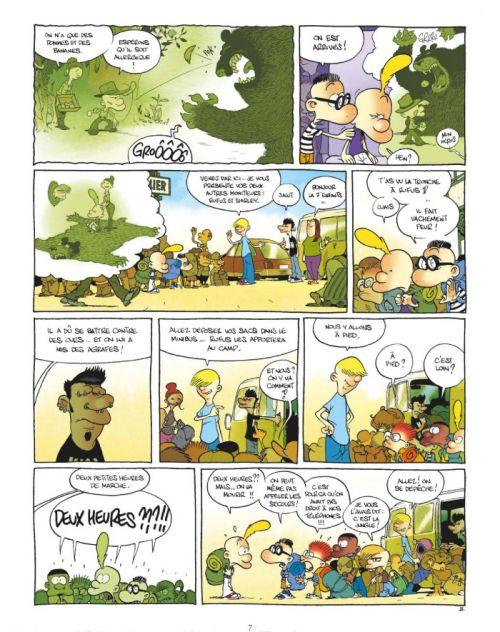 Titeuf T17 : La grande aventure (0), bd chez Glénat de Zep, Chevrier, Chevrier