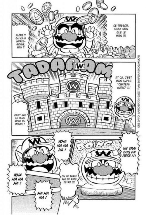 Yo ! C'est moi, Wario ! T1, manga chez Soleil de Sawada